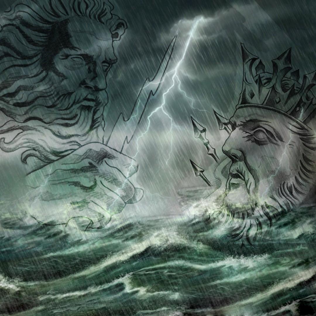 Uma reflexão sobre a psicologia masculina: Zeus, Poseidon, família Corleone e dramas do homem contemporâneo. Psicologia Junguiana