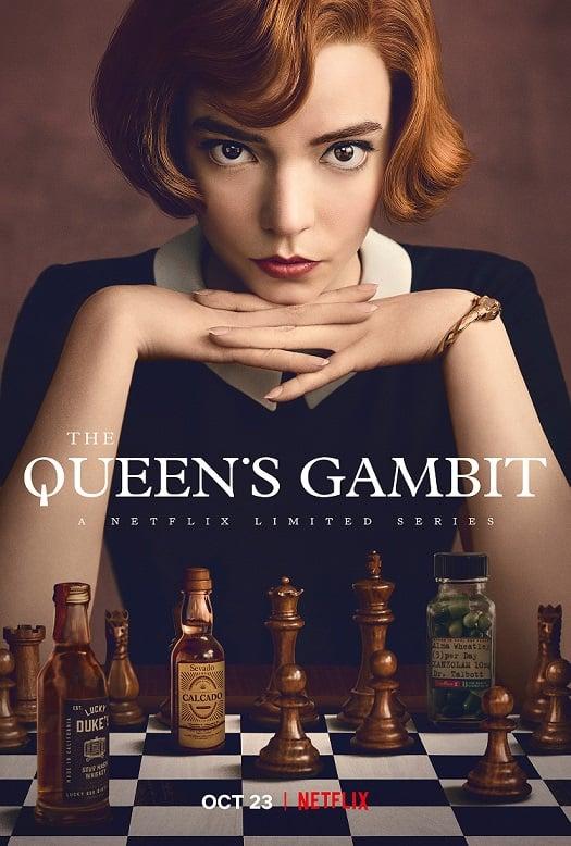 O Gambito da Rainha – o guia no porão e as imagens da alma Psicologia Junguiana