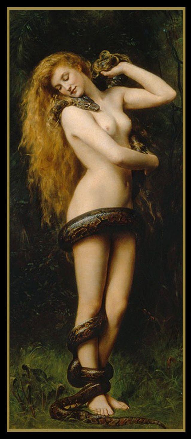 Lilith, seu mito e uma breve análise : Parte I Psicologia Junguiana Psicossomática Arteterapia